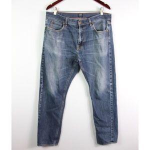 J.Crew Men's Jeans The Sutton Straight Fit 36x30